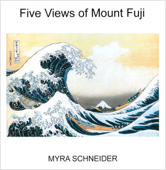 Five Views of Mount Fuji