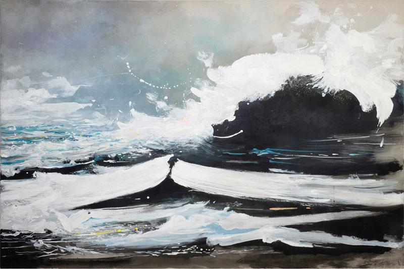 Robert Aldous - Black Wave
